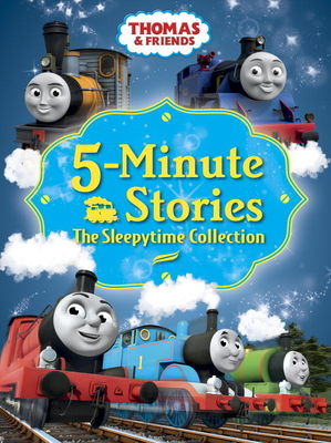 Thomas & Friends 5-Minute Stories: The Sleepytime Collection (Thomas & Friends) Cover Image