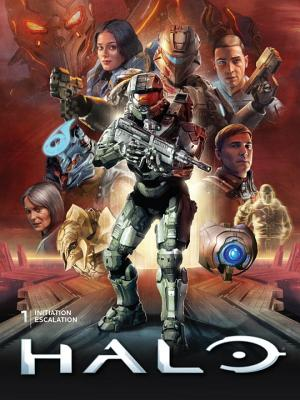 Halo: Library Edition Volume 1  cover image