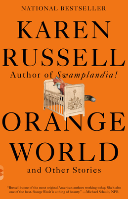 Orange World and Other Stories (Vintage Contemporaries) cover