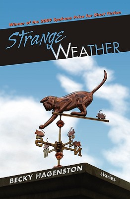 Cover for Strange Weather