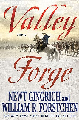 Valley Forge: George Washington and the Crucible of Victory Cover Image