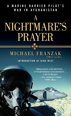 Cover for A Nightmare's Prayer