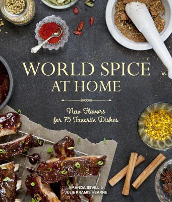 World Spice at Home Cover