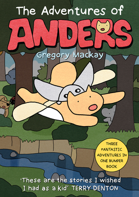 The Adventures of Anders Cover Image