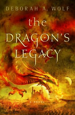 The Dragon's Legacy Cover