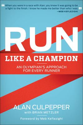 Run Like a Champion Cover