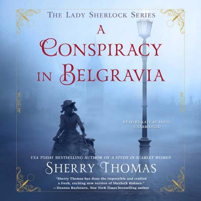 A Conspiracy in Belgravia (Lady Sherlock #2) Cover Image