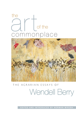 The Art of the Commonplace Cover