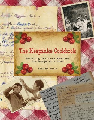 The Keepsake Cookbook Cover