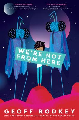 We're Not from Here Cover Image