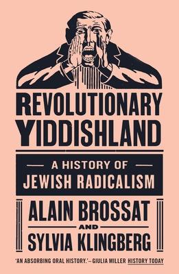 Cover for Revolutionary Yiddishland