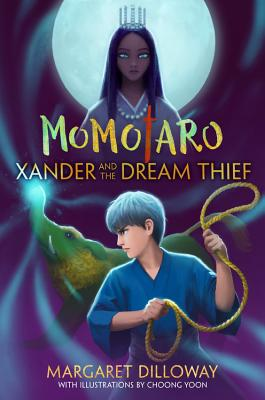 Momotaro Book 2 Xander and the Dream Thief Cover Image