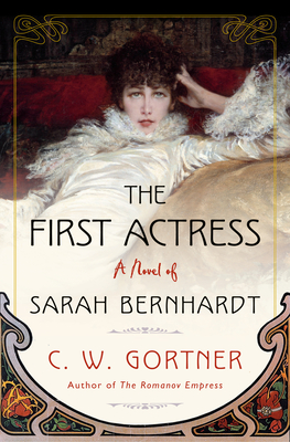 Cover for The First Actress