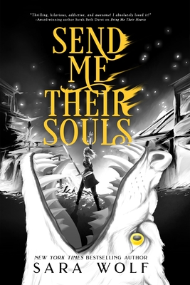Send Me Their Souls (Bring Me Their Hearts #3) Cover Image