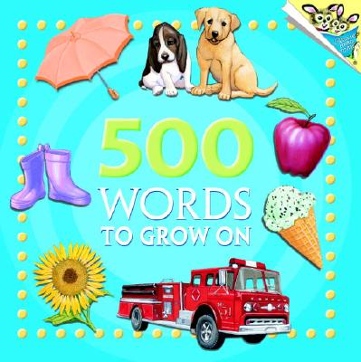 500 Words to Grow on Cover