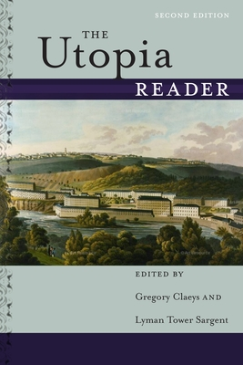 The Utopia Reader Cover Image
