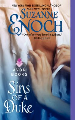 Sins of a Duke (The Griffin Family #4) Cover Image