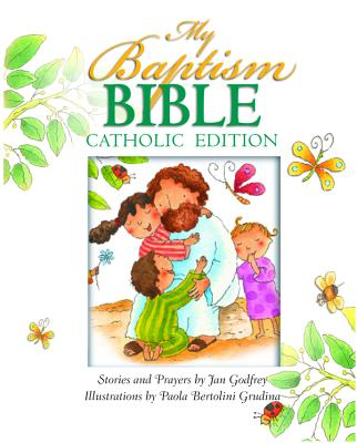 My Baptism Bible Cath Ed Cover Image