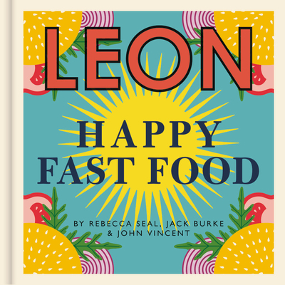 Leon Happy Fast Food Cover Image