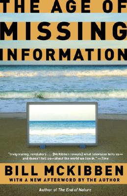Cover for The Age of Missing Information