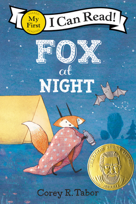 Fox at Night (My First I Can Read) Cover Image
