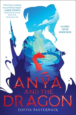 Anya and the Dragon cover