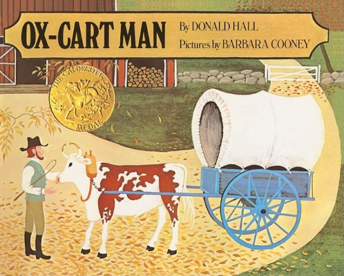 Ox-Cart Man (Picture Puffin Books) Cover Image