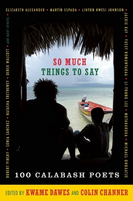 So Much Things to Say Cover