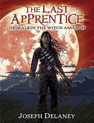 Grimalkin the Witch Assassin Cover