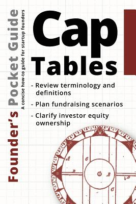 Founder's Pocket Guide: Cap Tables Cover Image