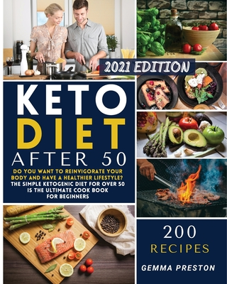 Keto Diet After 50 Cover Image
