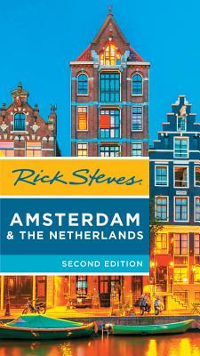 Rick Steves Amsterdam & the Netherlands Cover Image
