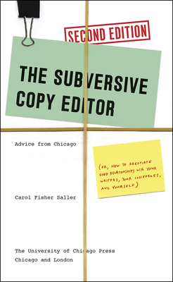 The Subversive Copy Editor Cover