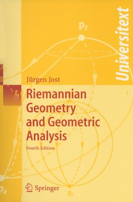 Cover for Riemannian Geometry and Geometric Analysis (Universitext)