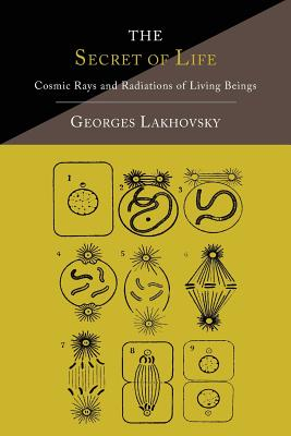 The Secret of Life: Cosmic Rays and Radiations of Living Beings Cover Image