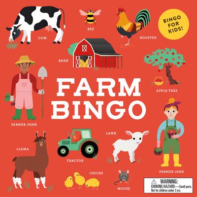 Farm Bingo Cover Image