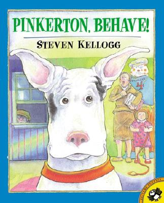Pinkerton, Behave! Cover Image