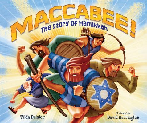Maccabee! Cover