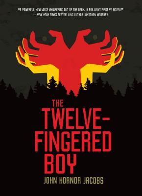 The Twelve-Fingered Boy Cover