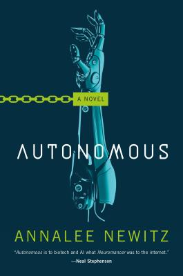 Autonomous: A Novel Cover Image