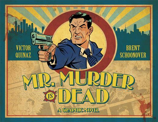 Mr. Murder Is Dead Hc Cover