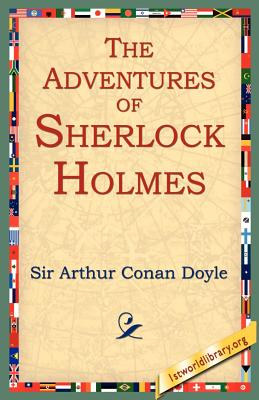 Cover for The Adventures of Sherlock Holmes