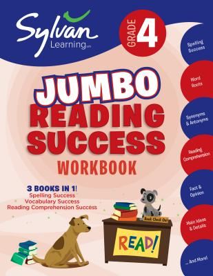 4th Grade Super Reading Success Cover
