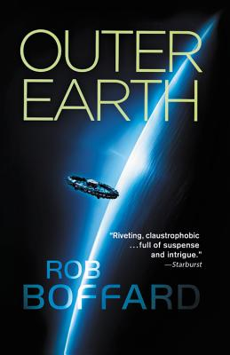 Outer Earth Cover Image
