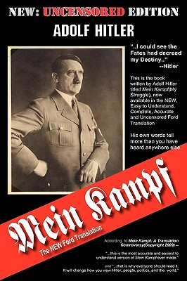 Mein Kampf: The New Ford Translation Cover Image