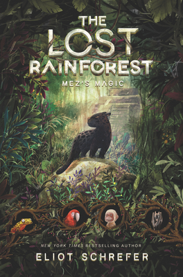 The Lost Rainforest #1: Mez's Magic Cover Image