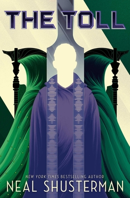The Toll (Arc of a Scythe #3) Cover Image
