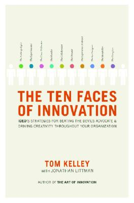 The Ten Faces of Innovation Cover