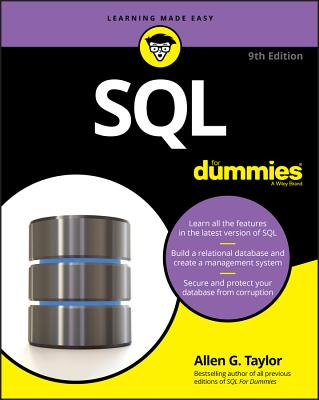 SQL for Dummies Cover Image