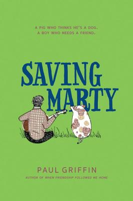 Saving Marty Cover Image